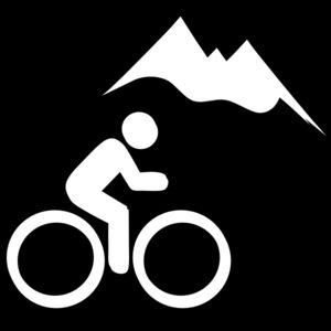 downhill mountain bike clip art - Google Search