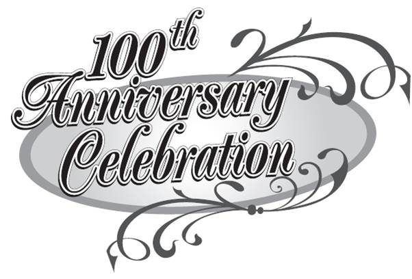 Download 100th Church Anniversary Clipart