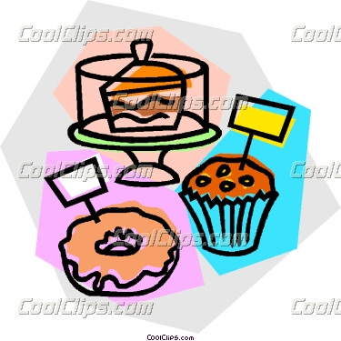 Download Bakery Goods Clipart