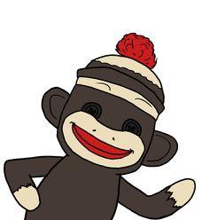 Download · Boy Monkey Clip Art ..