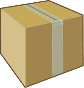 Download Cardboard Box Clipart-Download Cardboard Box Clipart-8