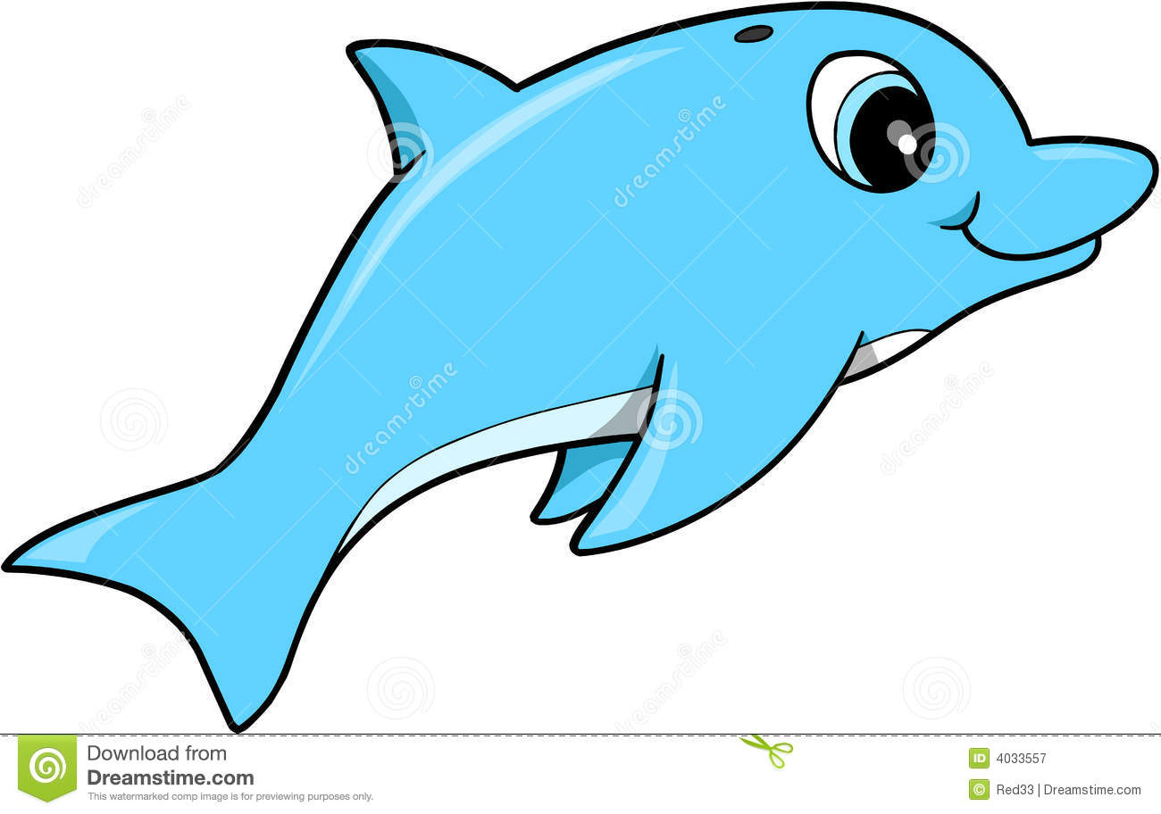 Download Cool Dolphin Clipart