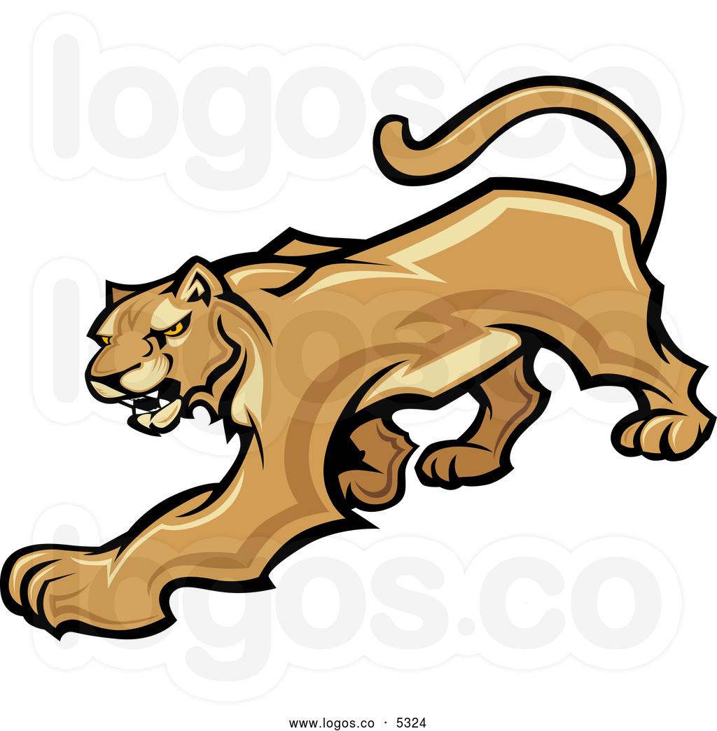 Download Cougar Mascot Clipart-Download Cougar Mascot Clipart-13