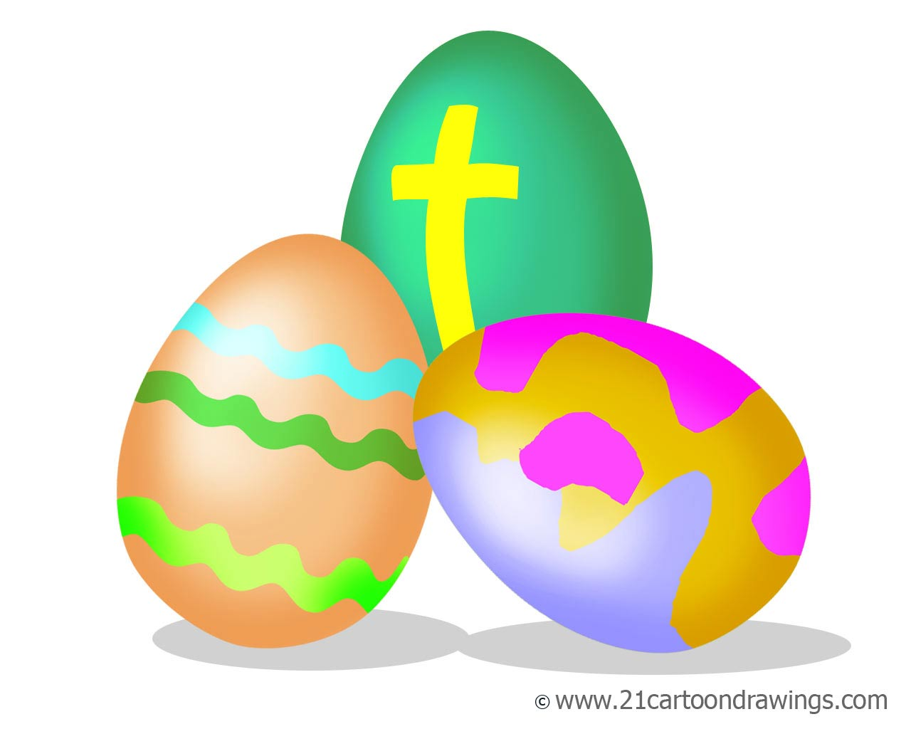 Download Easter Cross Sacrifice Clipart
