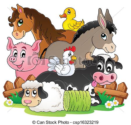 Download Farm Animals Clipart