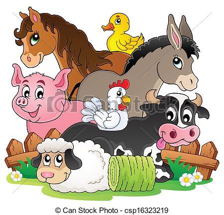 Download Farm Animals Clipart