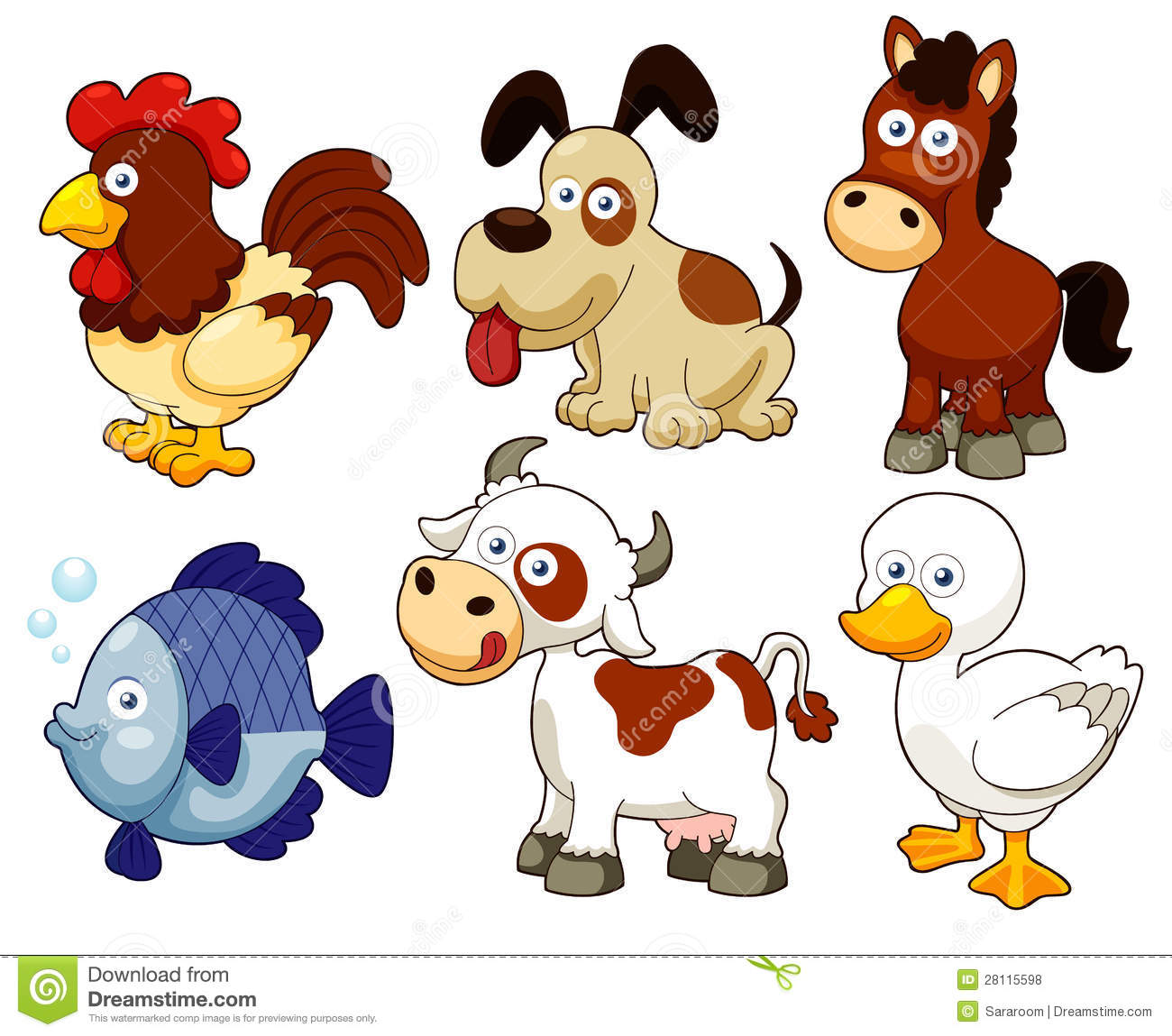 Download Farm Animals Free .