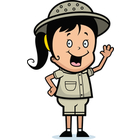 Download Female Zookeeper Clipart