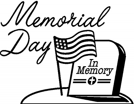 Download Free Memorial Day Remembrance Clipart