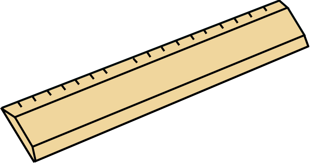 Download Free Ruler Clipart