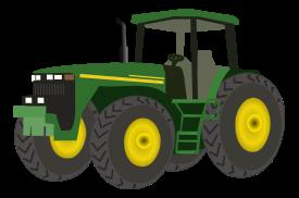 ... Download Free Tractor John Deere Vectors - VectorFreak.