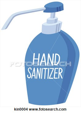 Download Hand Sanitizer Clipart