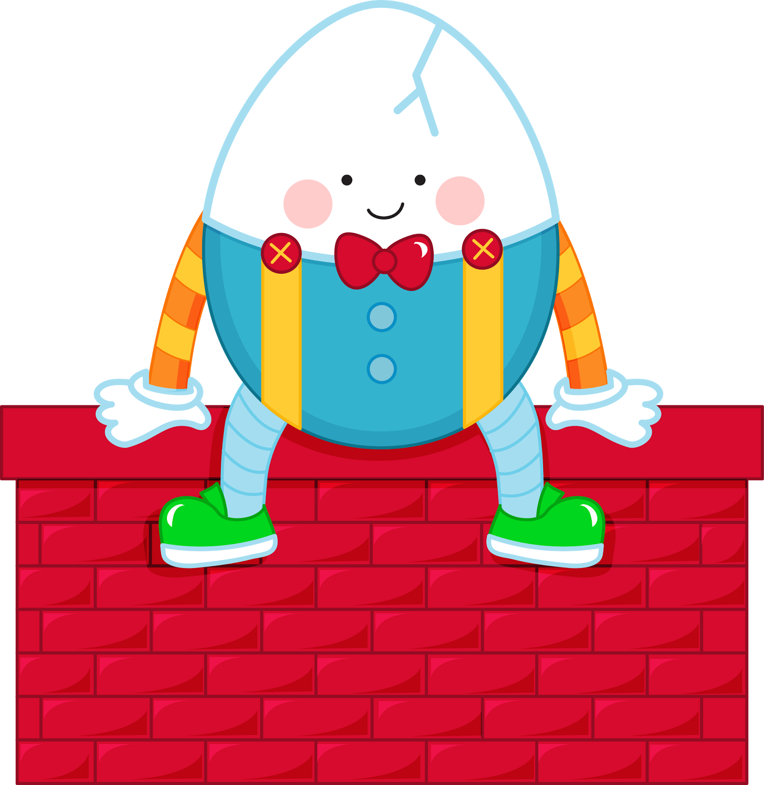 Humpty Dumpty Clip Art - Quar