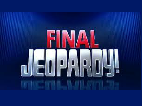 38+ Jeopardy Sound Clip | ClipartLook
