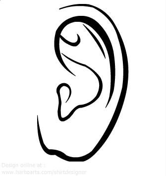 Download Left Ear Vector Clipart-Download Left Ear Vector Clipart-1