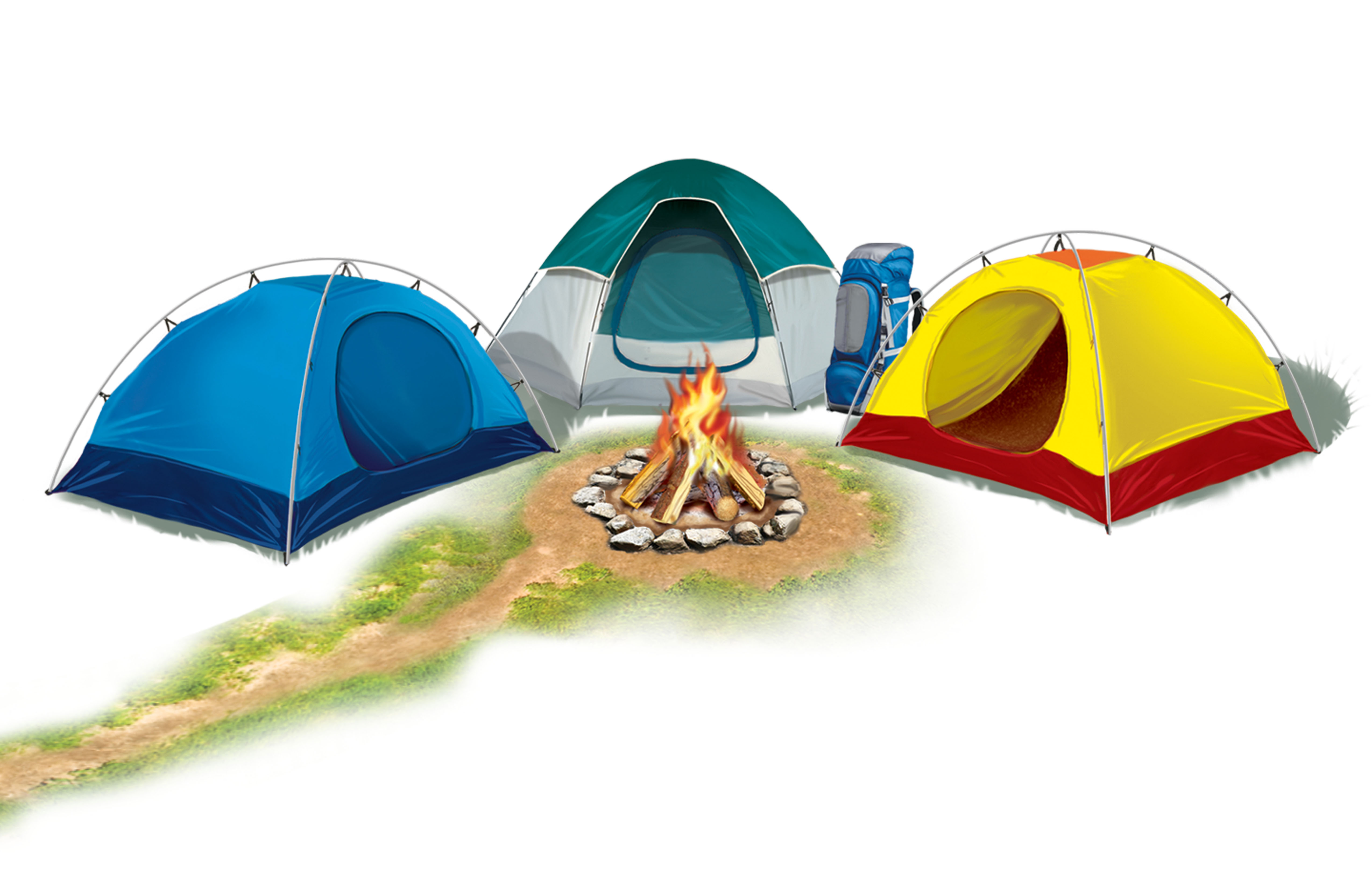 Download Links Campsite Campfire Trees W-Download Links Campsite Campfire Trees Wooden Sign-11
