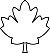 Download Maple Leaf Black And White Clip-Download Maple Leaf Black And White Clipart-3