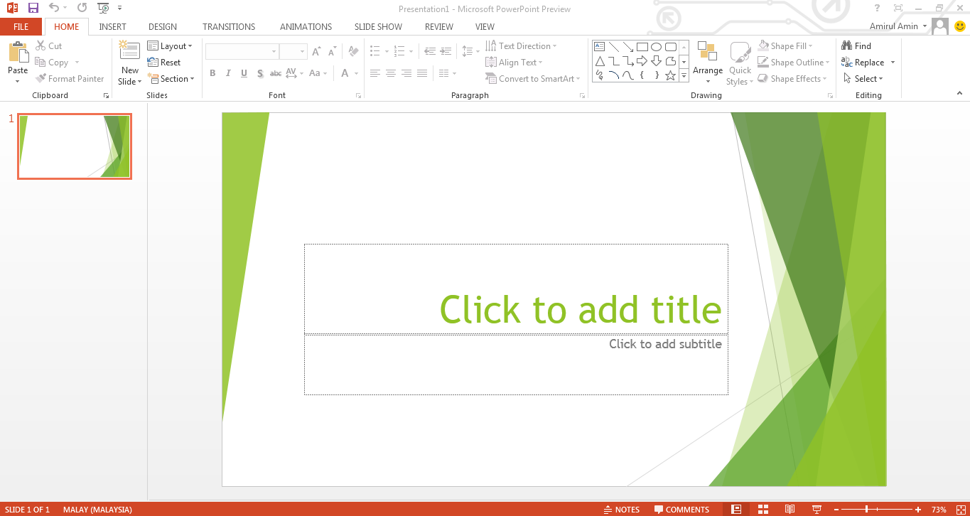Download Microsoft Office 2013 .