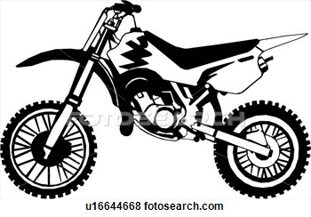 Download Motorcycle Dirt Bike Clipart