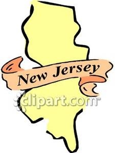 Download New Jersey Clipart