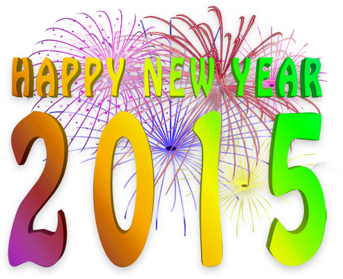 Download New Years 2015 Free Clipart