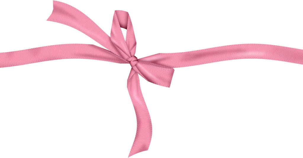 Download Pink Ribbon Bow Png Images Pictures Becuo