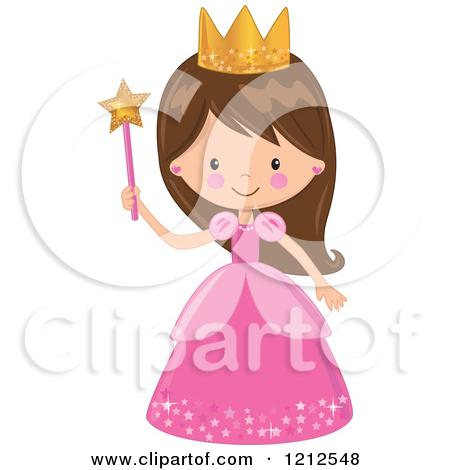 Download Pretty Girl Princess Clipart