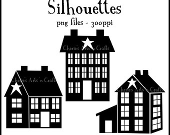 Download Primitive Houses Clipart-Download Primitive Houses Clipart-5