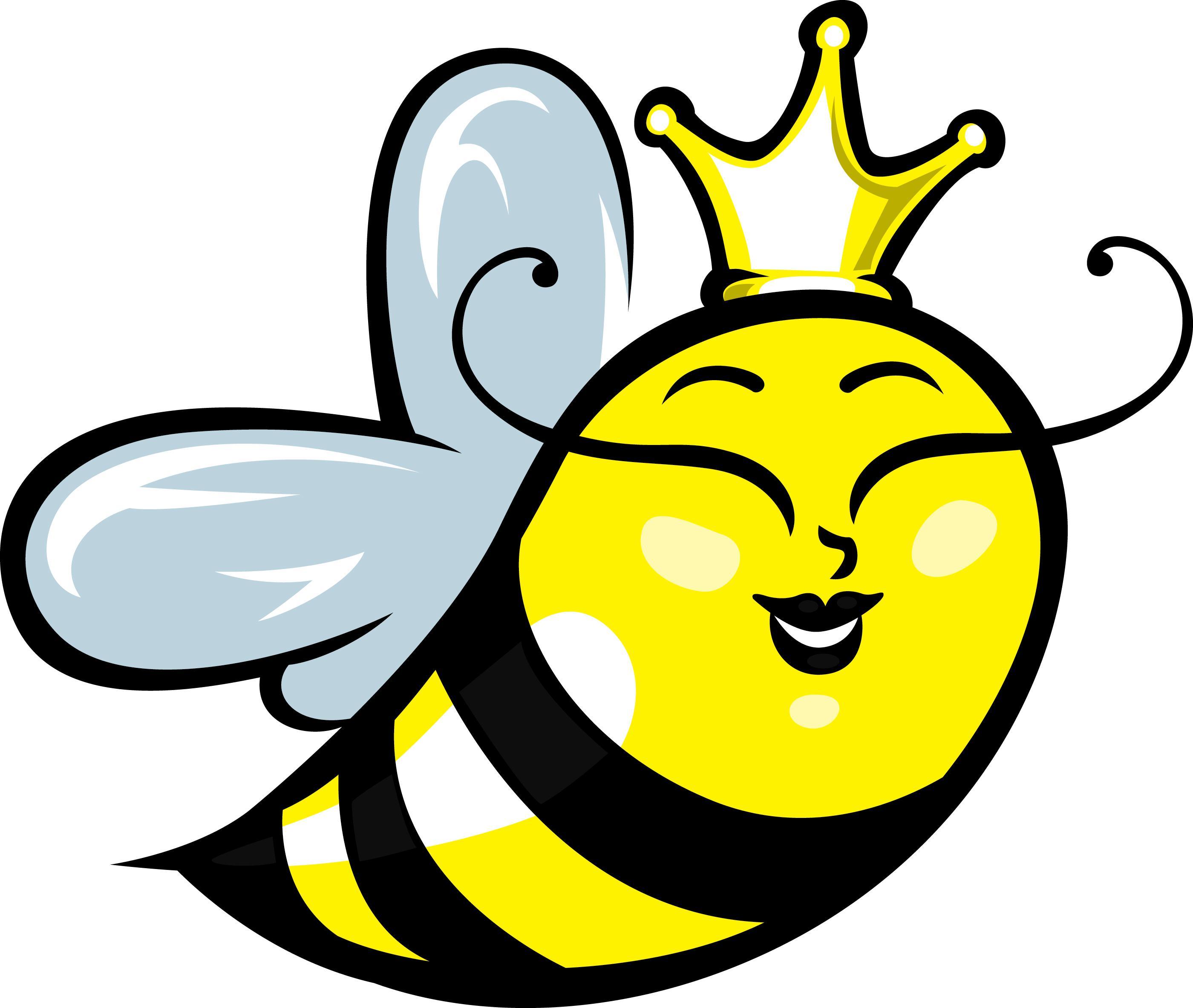 Download Queen Bee Clipart