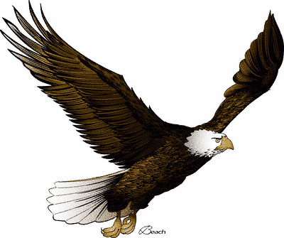 Download. Recent blog post. W - Free Eagle Clip Art