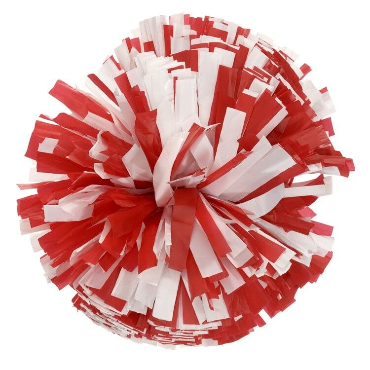 Download Red Poms Clipart