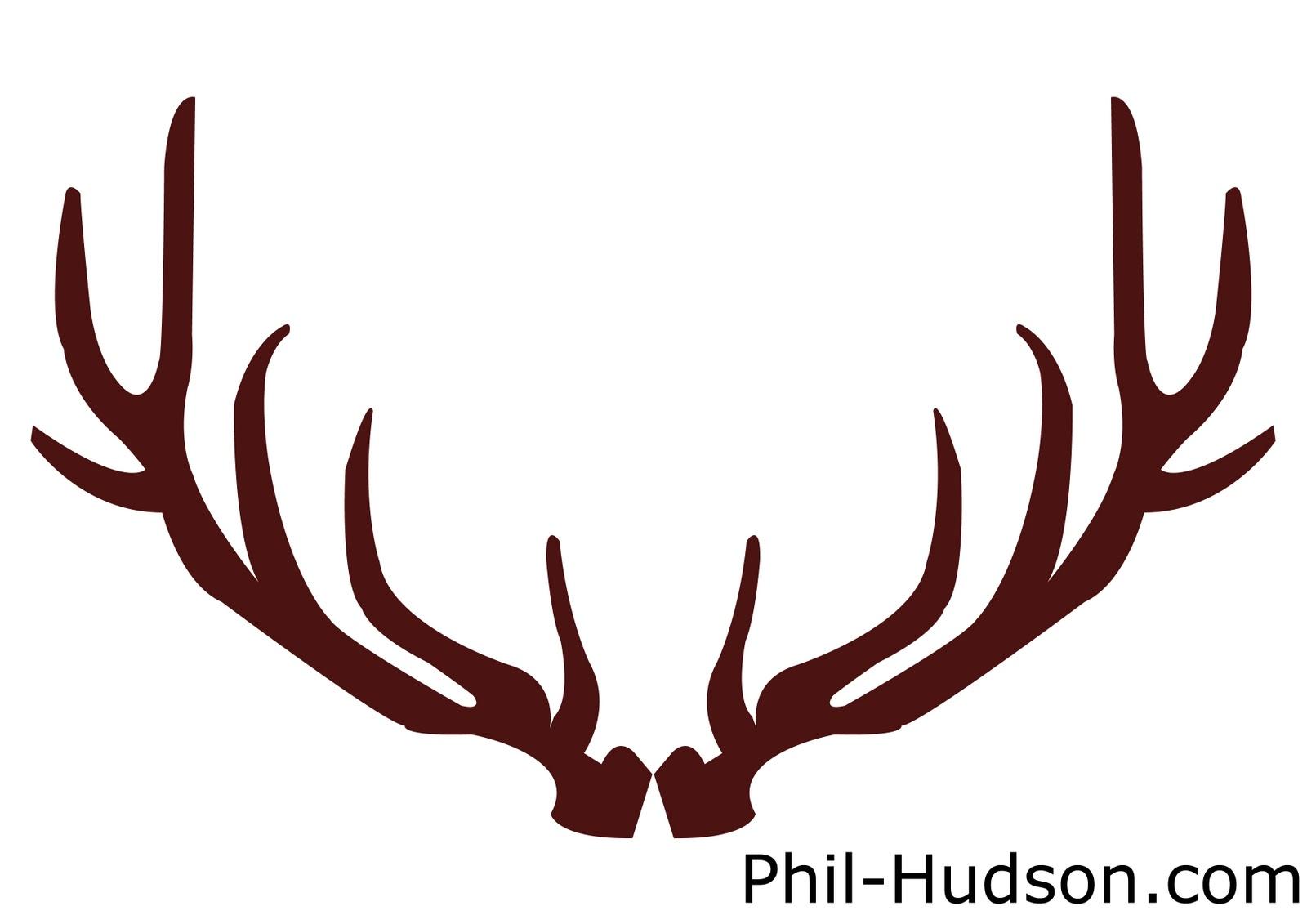 Download Reindeer Antlers Free Clipart