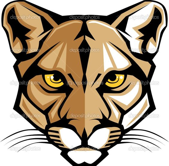 Download Royalty-free Cougar Panther Mas-Download royalty-free Cougar Panther Mascot Head Vector Graphic stock vector 6769922 from Depositphotos collection of millions of premium high-resolution ...-15