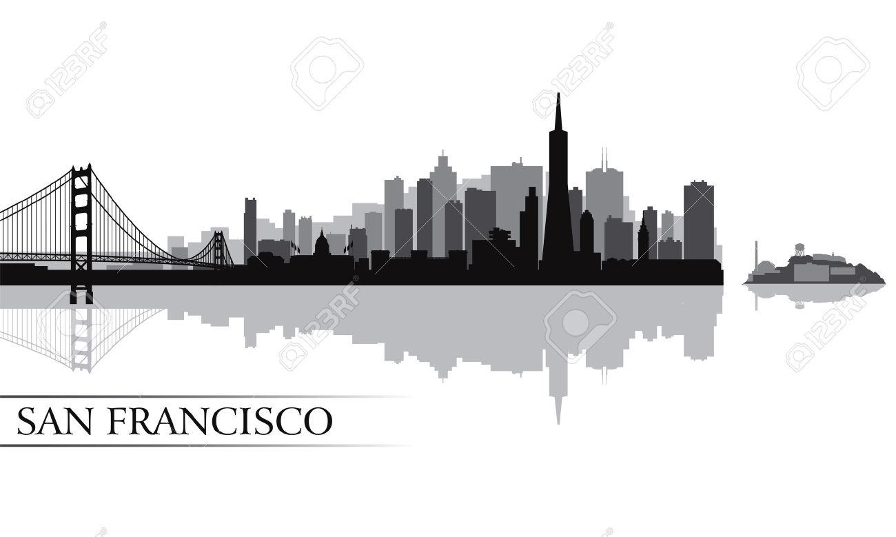 Download San Francisco Silhouette Clipar-Download San Francisco Silhouette Clipart-5