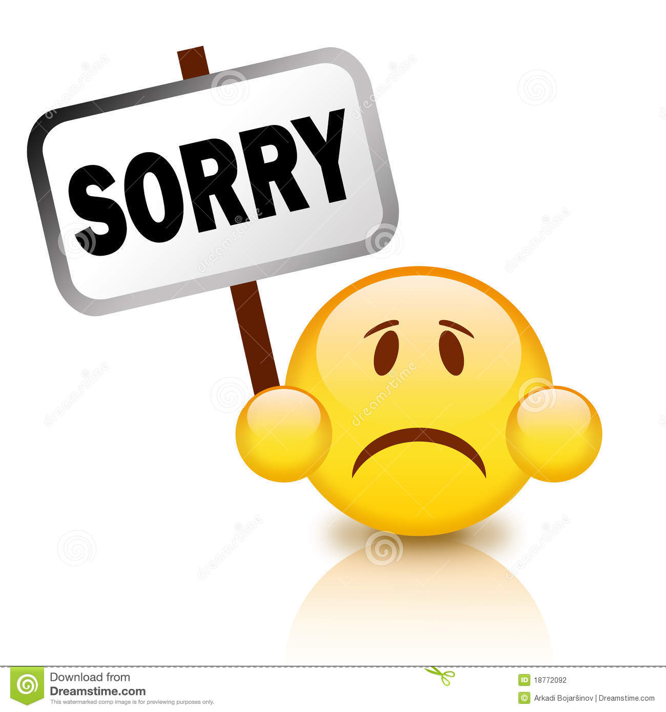 Download Saying Sorry Clipart-Download Saying Sorry Clipart-1