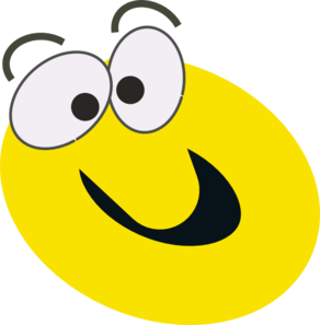 Silly Face Clip Art
