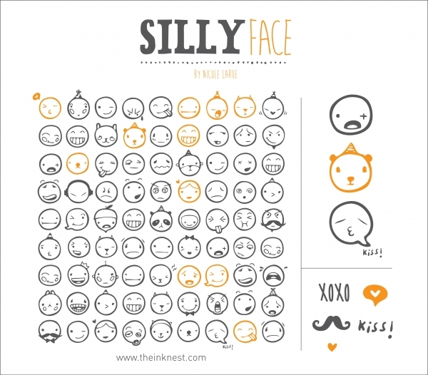Download Silly Face (Clipart)
