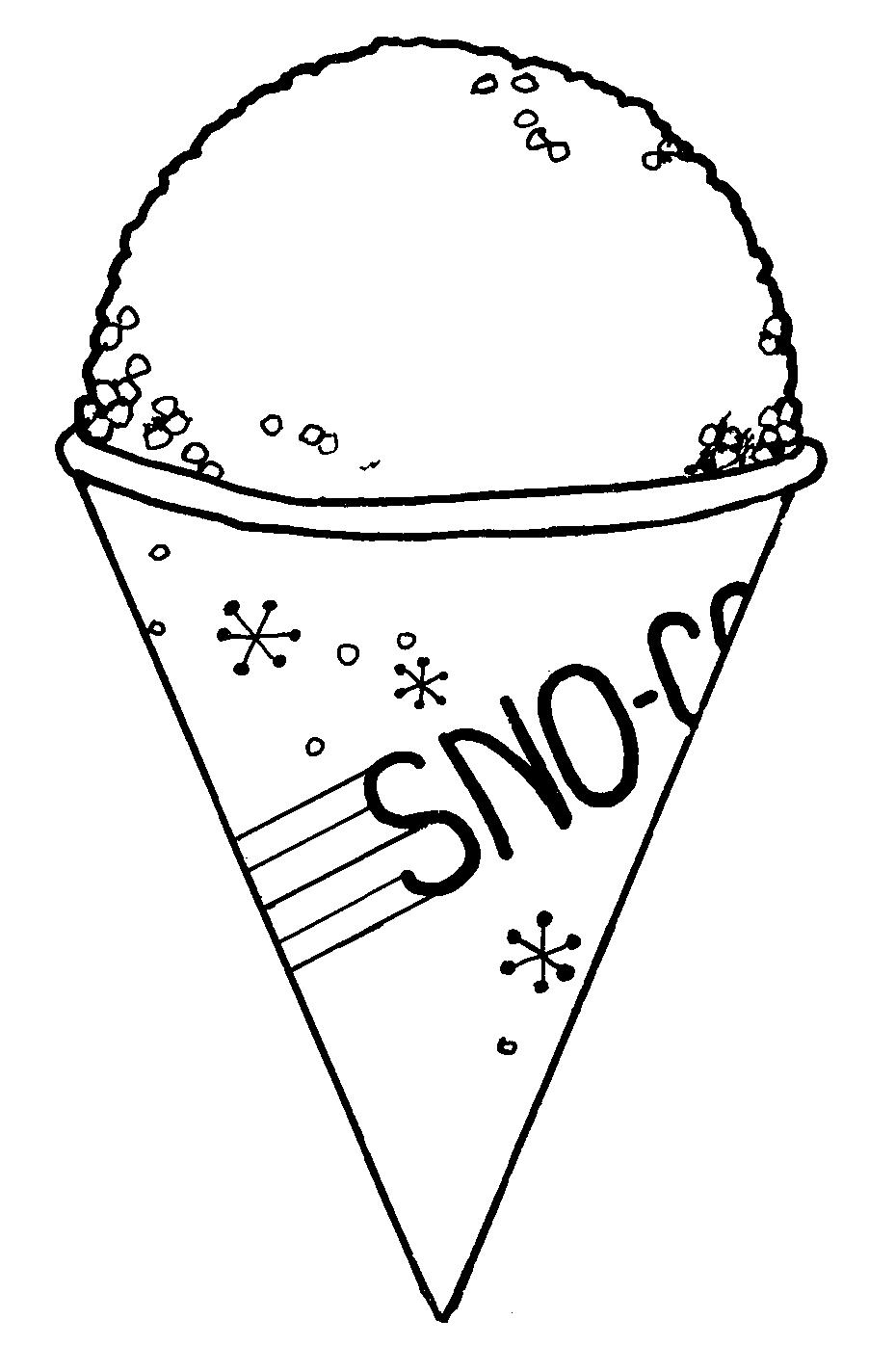 Download Snow Cone Clipart. c - Snow Cone Clipart