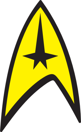 Download Star Trek Logo Clipart
