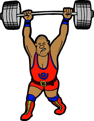 Download Weightlifter Clipart-Download Weightlifter Clipart-17