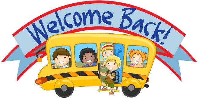 Download Welcome Back School Bus