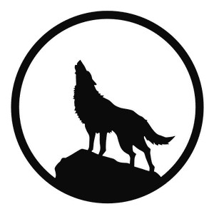 Download Wolf Howling Clipart