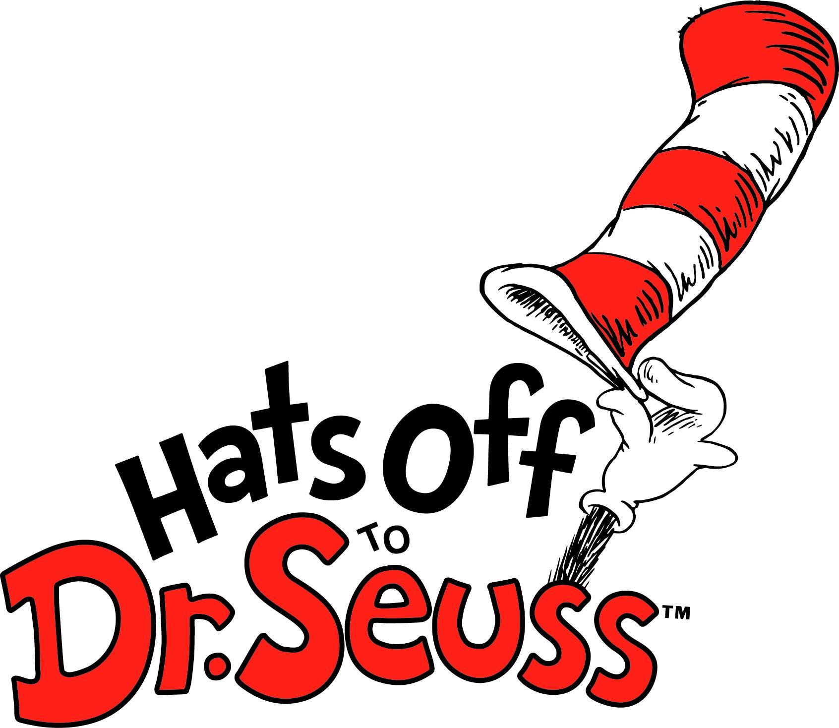 dr seuss hat clip art