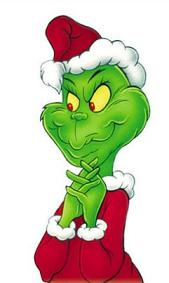 Christmas Grinch Clip Art Fre