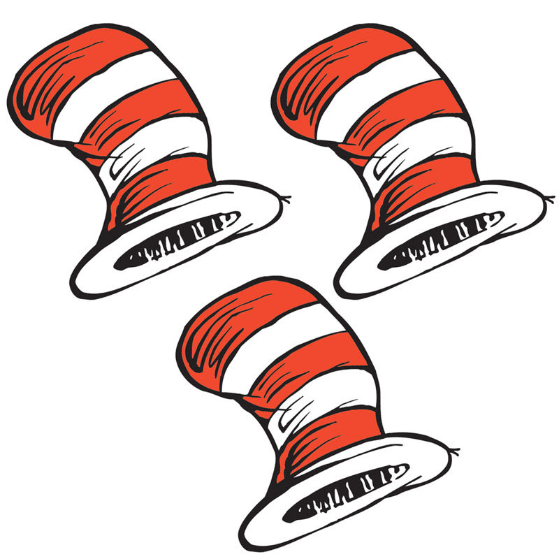 Dr. Seuss™ Cat In The Hat. Dr Seuss Clip Art Hat