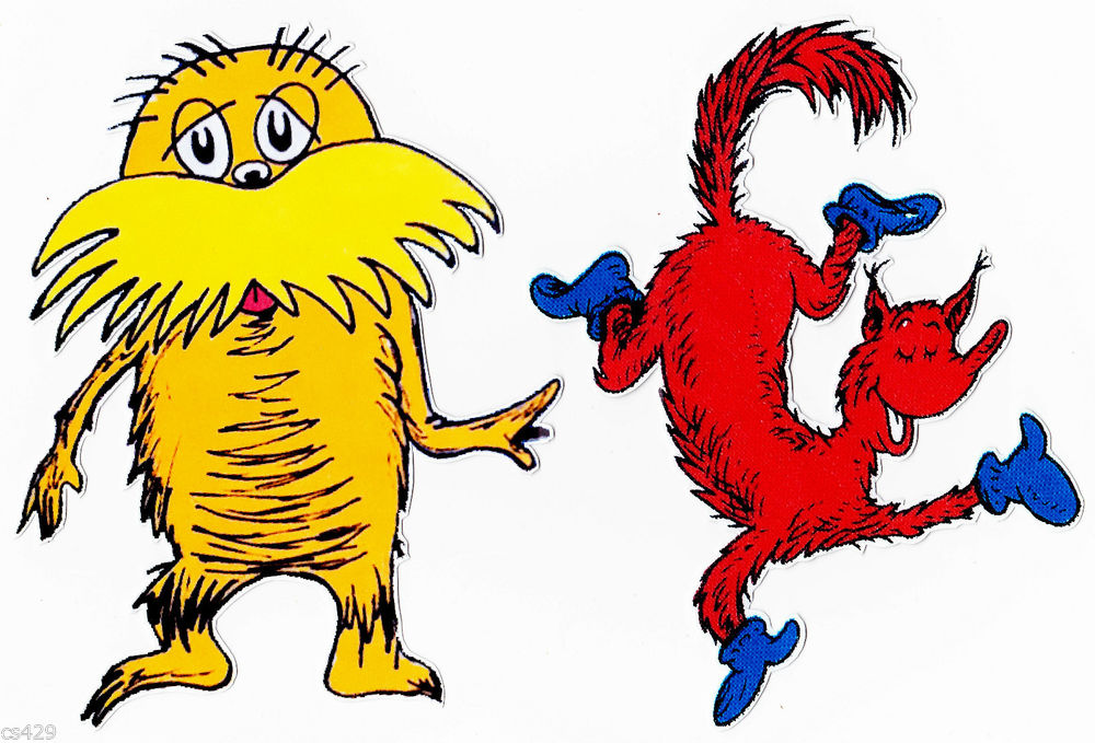 Dr Seuss Character Clipart #11391-Dr Seuss Character Clipart #11391-4