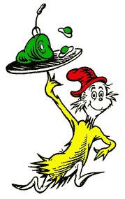 Dr Seuss Clip Art Free - Free Clipart Images .