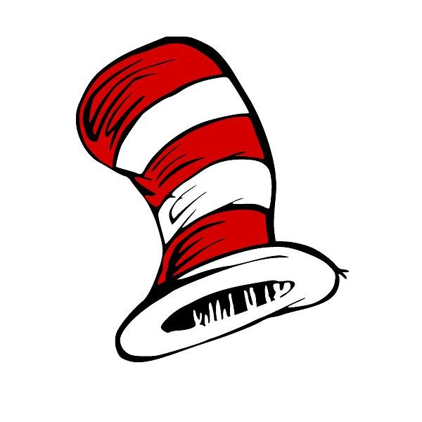 Dr seuss hat clip art - ... dr seuss hat image