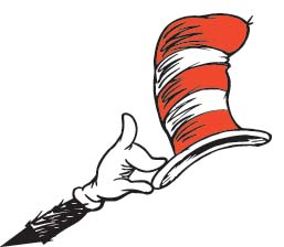 Dr Seuss Reading Clip Art ..