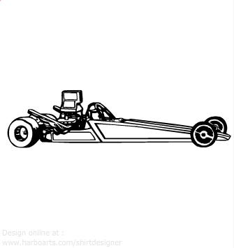 Drag Race Car Clipart #1-Drag Race Car Clipart #1-12